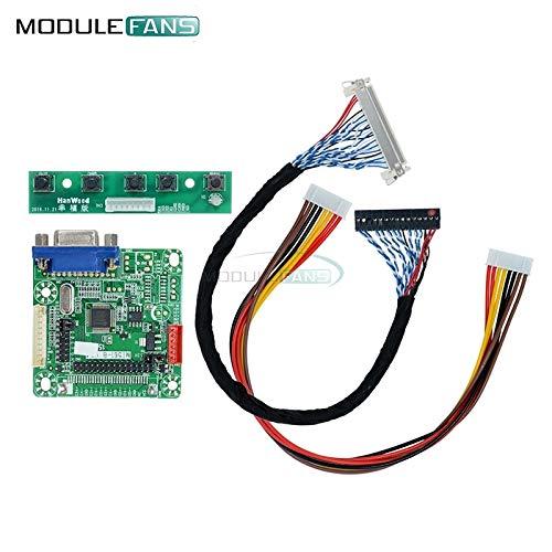 MT6820-B MT6820B Universal LVDS LCD Montor Screen Driver Controller Board 5V 10 Zoll-42 Zoll Laptor Computer parts DIY Kit Modul