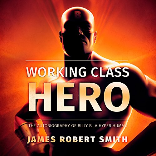Working Class Hero audiobook cover art