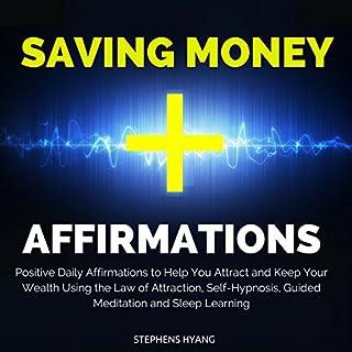Saving Money Affirmations cover art