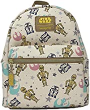 Loungefly Star Wars R2-D2 & C-3PO Mini Backpack Exclusive Limited Edition