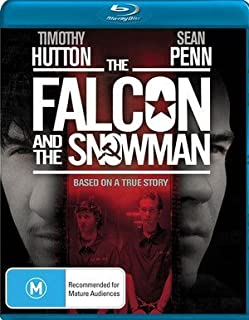 The Falcon and the Snowman ( The Falcon & the Snowman ) (Blu-Ray)