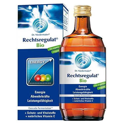 Bio - Rechtsregulat® Bio - 350 ml - 2er Pack (2 x 350 ml) von Dr. Niedermaier
