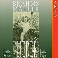 Sings Lieder By Brahms & Mahler