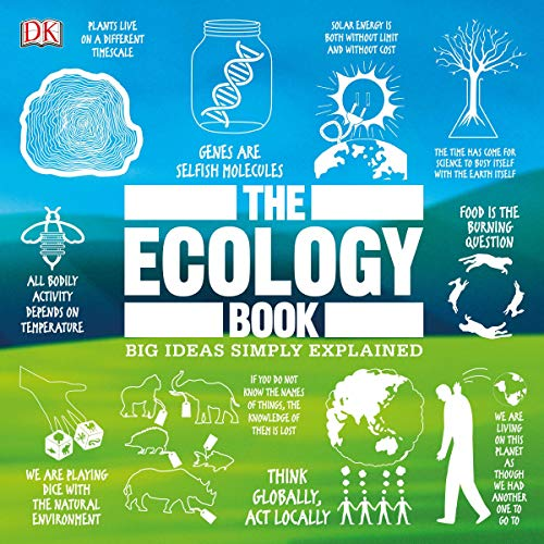 The Ecology Book audiobook cover art