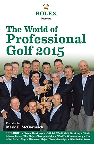 Image OfThe World Of Professional Golf 2015