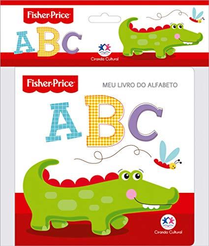 Fisher-Price - Alfabeto: meu Livro do Alfabeto