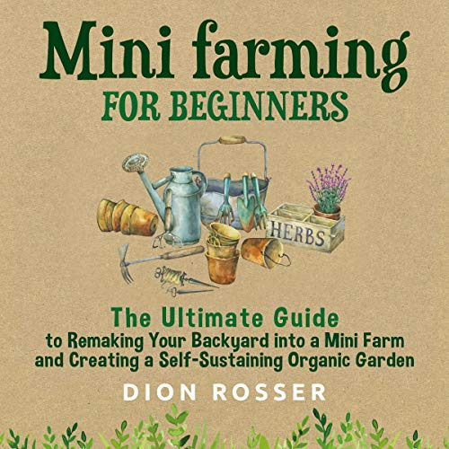 Mini Farming for Beginners cover art