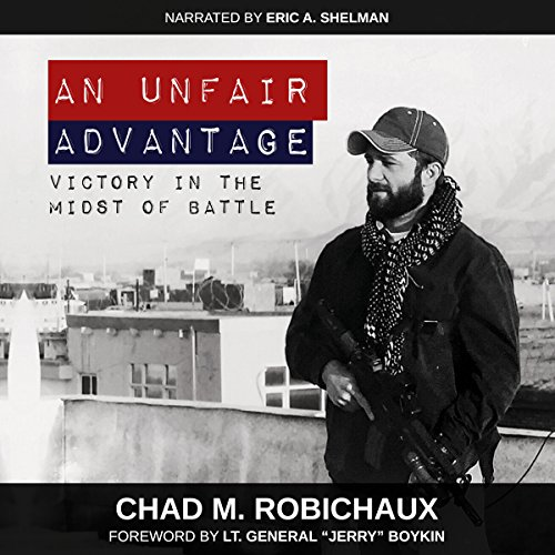 Couverture de An Unfair Advantage