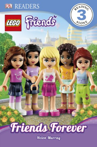 lego friends books reading level