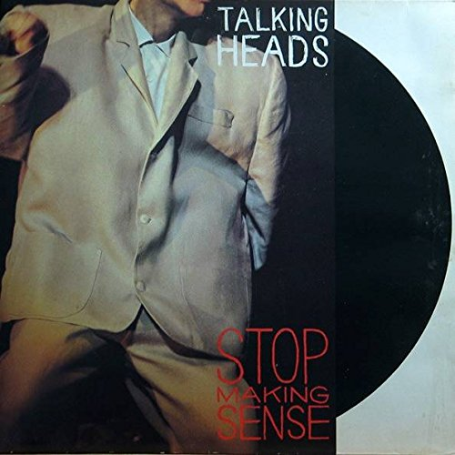 Talking Heads - Stop Making Sense - EMI - 038-7 46064 1, EMI Electrola - 038 7 46064 1