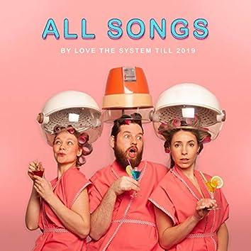 All Songs Till 2019
