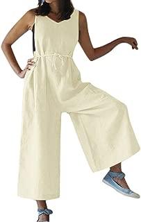 GNYD Vestito da abbottonatura con Bottoni in Tinta Unita Scollo a V Stile Casual da Donna