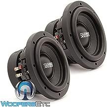 Pair SA-6.5 SW D4 Sundown Audio 6.5