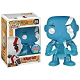 QToys Funko Pop! Games: God of War #25 Kratos Limited Edition(Blue) Chibi...