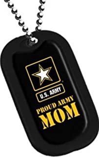 Best army mom dog tags Reviews