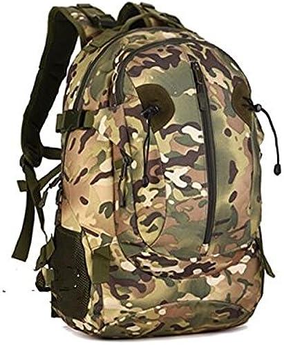 JWBB Les hommes et les femmes, sacs de voyage, sac à dos de l'armée de fans de plein air alpinisme sacs, sacs, sacs de voyage du collège, 40L SacLes hommes et les femmes, sacs de voyage, sac à dos de l'armée de fans de plein air alpinisme sacs, sacs, sacs