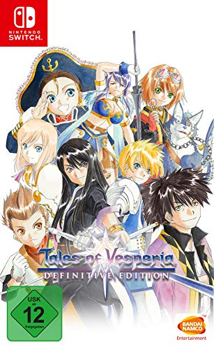 Tales of Vesperia: Definitive Edition [Import allemand]