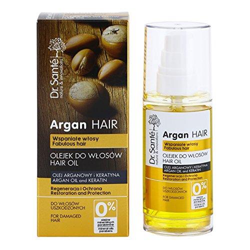 Dr. Sante Haaröl- Serum mit Argan und Keratin für geschädigtes Haar 50ml