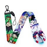 Hunter×Hunter Lanyard ID Badge Holder Gift for Hunter×Hunter Fan