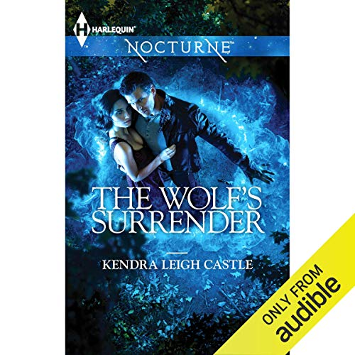 The Wolf's Surrender audiobook cover art