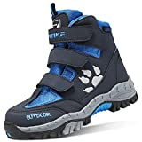 VITIKE Chaussures en Coton pour Enfants Bottes de Neige d'hiver Chaussures de...