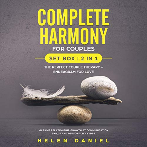 Complete Harmony audiobook cover art