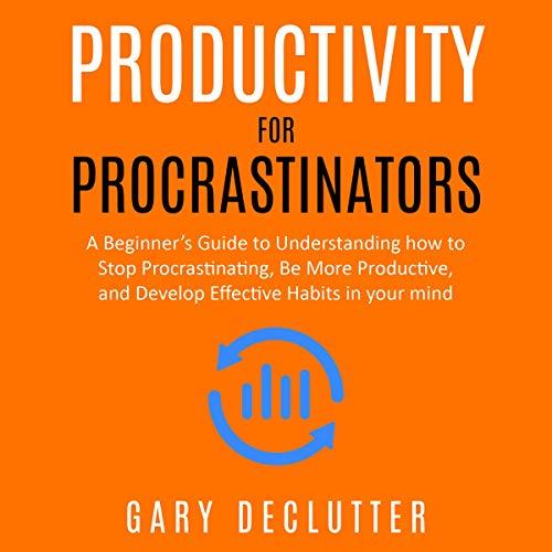 Productivity for Procrastinators cover art