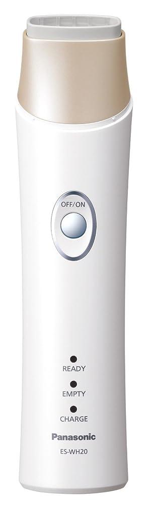 高度な活力エイリアスパナソニック 光エステ 光美容器 ワキ専用 白 ES-WH20-W