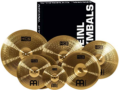 2. Meinl Cymbals Super Set Box Pack