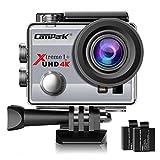 Campark ACT74 Action Kamera WiFi 1080P Sports Cam 4K Camera 16MP Ultra Full HD Helmkamera...