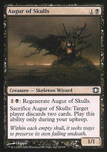 Magic: the Gathering - Augur of Skulls - Future Sight