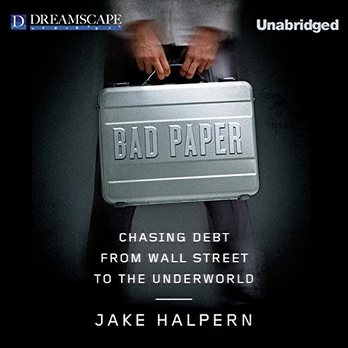 Bad Paper audiobook cover art