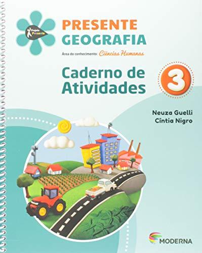 Presente Geo 3 Edição 5 Caderno