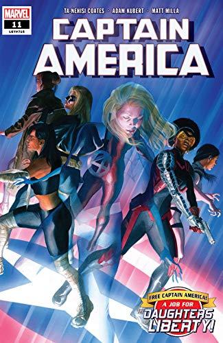 ALEX ROSS MAIN COVER CAPTAIN AMERICA #15 MARVEL COMICS//2019