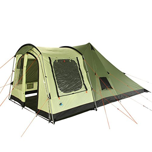 10T Outdoor Equipment–10T Tropico 4–4Personne Tente de Tente tipi Pyramide avec...