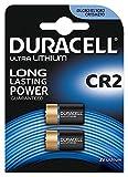 Duracell 5000394030480 Battery, Ultra Lithium CR2 2PK