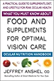 What You Must Know About Food and Supplements...
