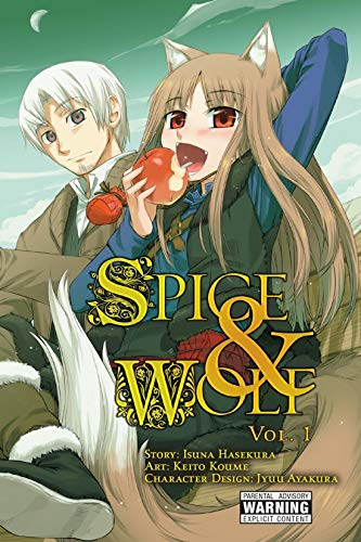 Spice and Wolf Vol. 1 (English Edition)
