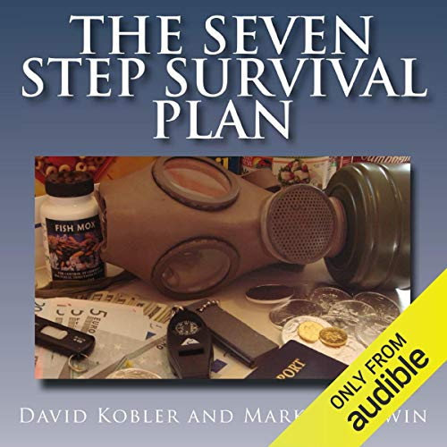 The Seven Step Survival Plan audiobook cover art