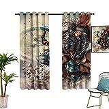 Bunte Vorhänge Avengers Odin Thor Art Poster Tasche