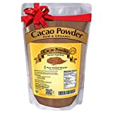 Pure Natural Miracles Cacao Powder Organic Raw Unsweetened Cocoa 1 lb