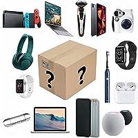 Ouvrez les boîtes mystérieuses électroniques, vous obtiendrez au hasard 1 de nouveaux produits, tout est possible, devinez ce qu'il y a? Tout produit dans cette boîte de mystère électronique est tout neuf et la valeur des éléments du paquet de mystèr...