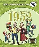 Mes souvenirs en BD - Année de naissance 1952