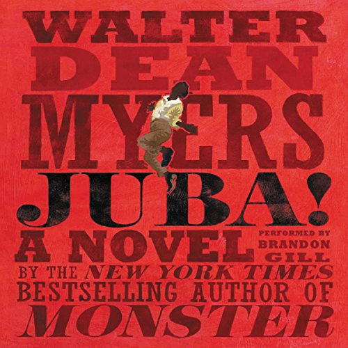 Juba! audiobook cover art