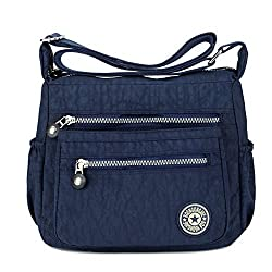 Women's Cross-body Bag Available at Amazon