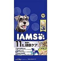 (まとめ買い)アイムス シニア犬用 11歳以上用 毎日の健康ケア チキン 小粒 1.2kg ドッグフード 【×3】