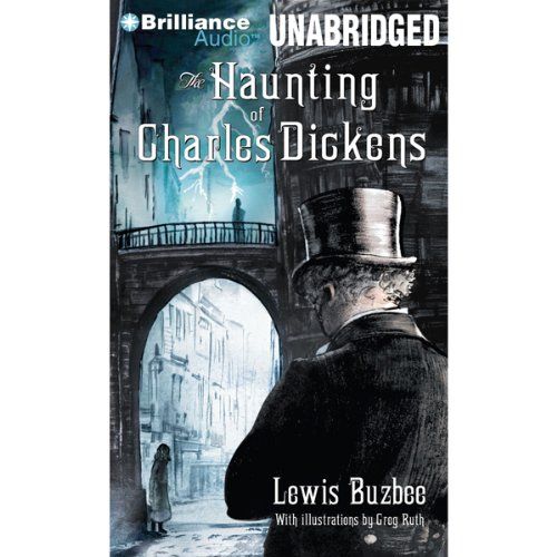 The Haunting of Charles Dickens cover art