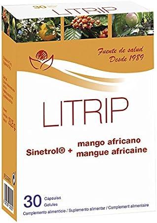 BIOSERUM 001990068 Litrip, 30 Cápsulas