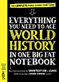 Everything You Need to Ace World History in One Big Fat Notebook: The Complete Middle School Study Guide (Big Fat Notebooks) (English Edition)