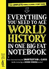 EVERYTHING YOU NEED TO ACE WORLD - Pack of 1
